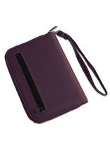 Kalpa 1318-98 Kalpa pocket organiser with zip Pica purple + free agenda