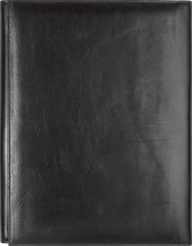 Kalpa 2100-I Kalpa Geneve writing case Classic Black - leather