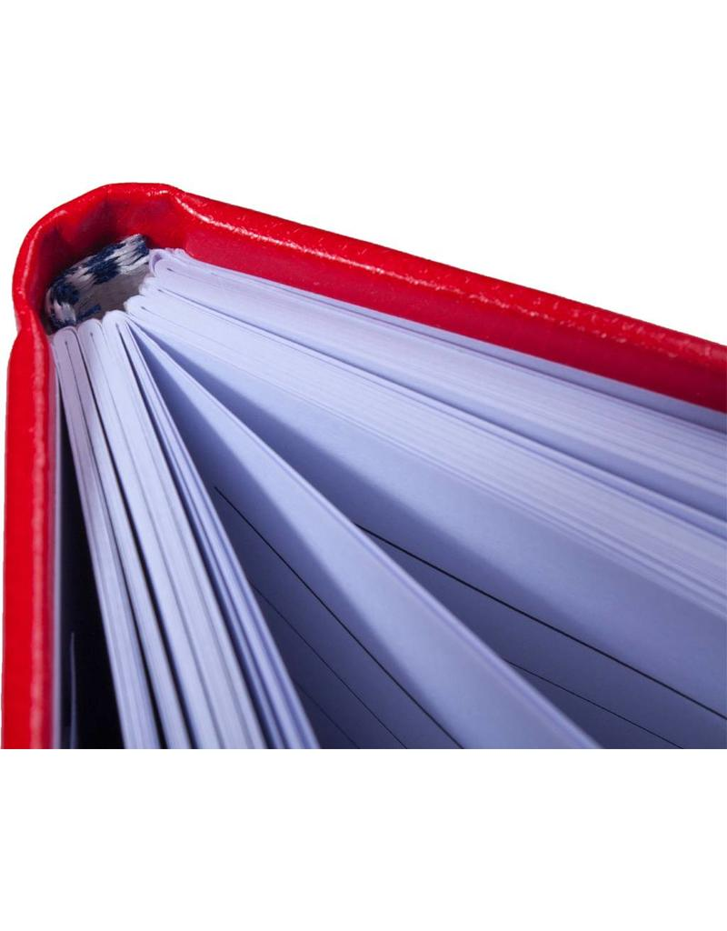 Kalpa Kalpa A5 notitieboek - Rood