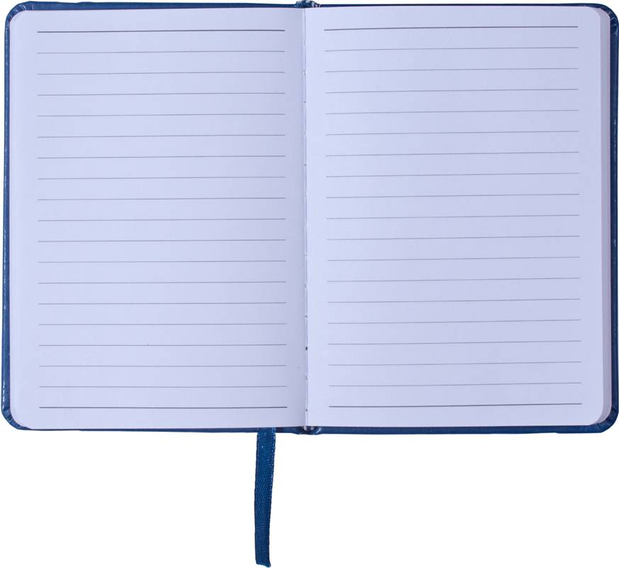 Kalpa 7016-Blu Kalpa A6 Notebook - Blue
