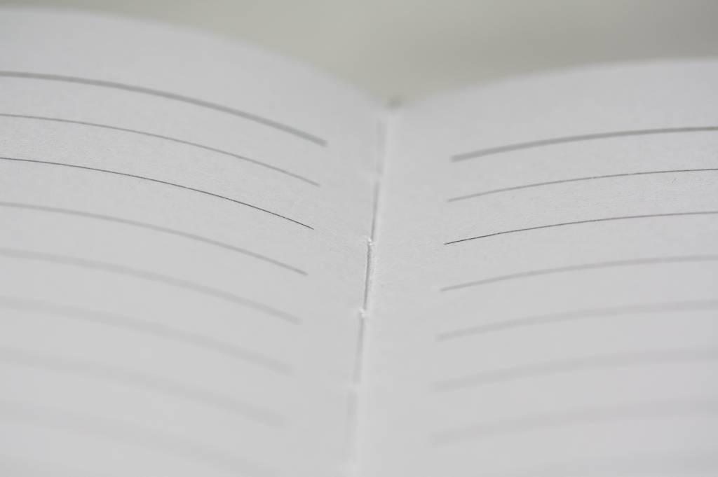 Kalpa Kalpa A6 notitieboek - Rood