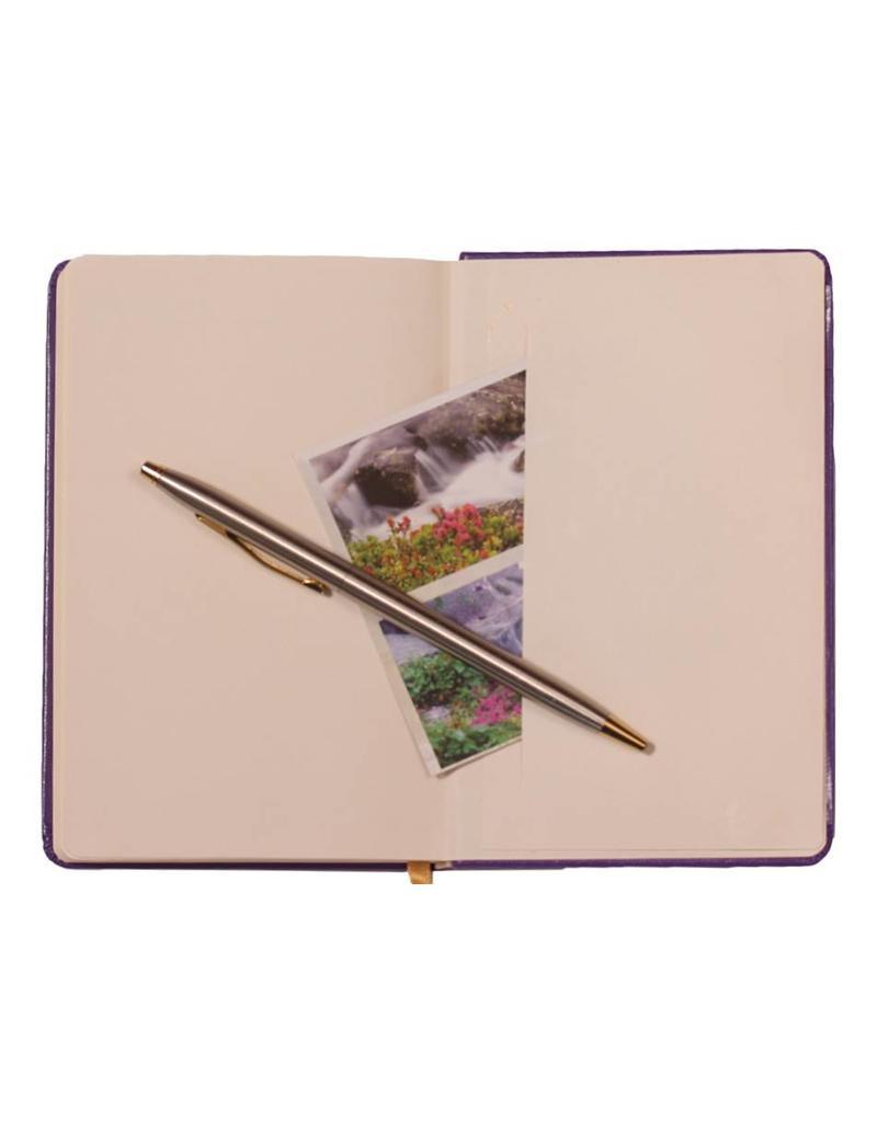 BB464-9 10 x 14 Blocco notebook Purple