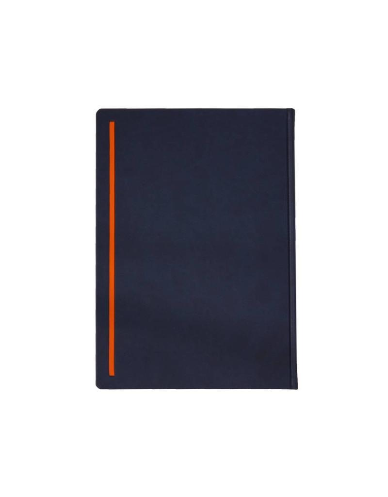 Kalpa BNPR464-3 New Praga A4 notitieboek Blauw