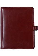 Kalpa 1311-40 Kalpa pocket organiser Cognac brown + free agenda