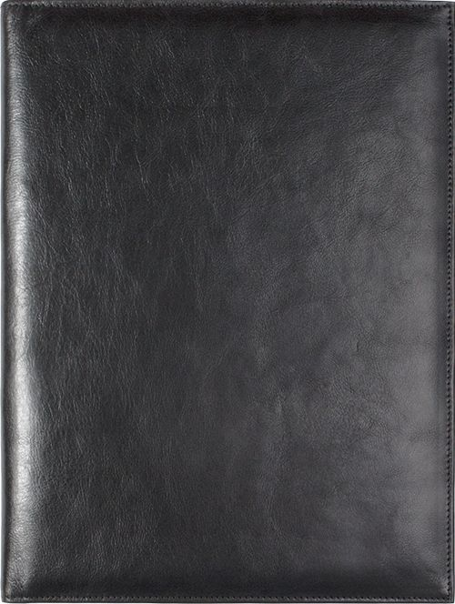Kalpa 2200-I Kalpa Zurich writing case classic Black - leather