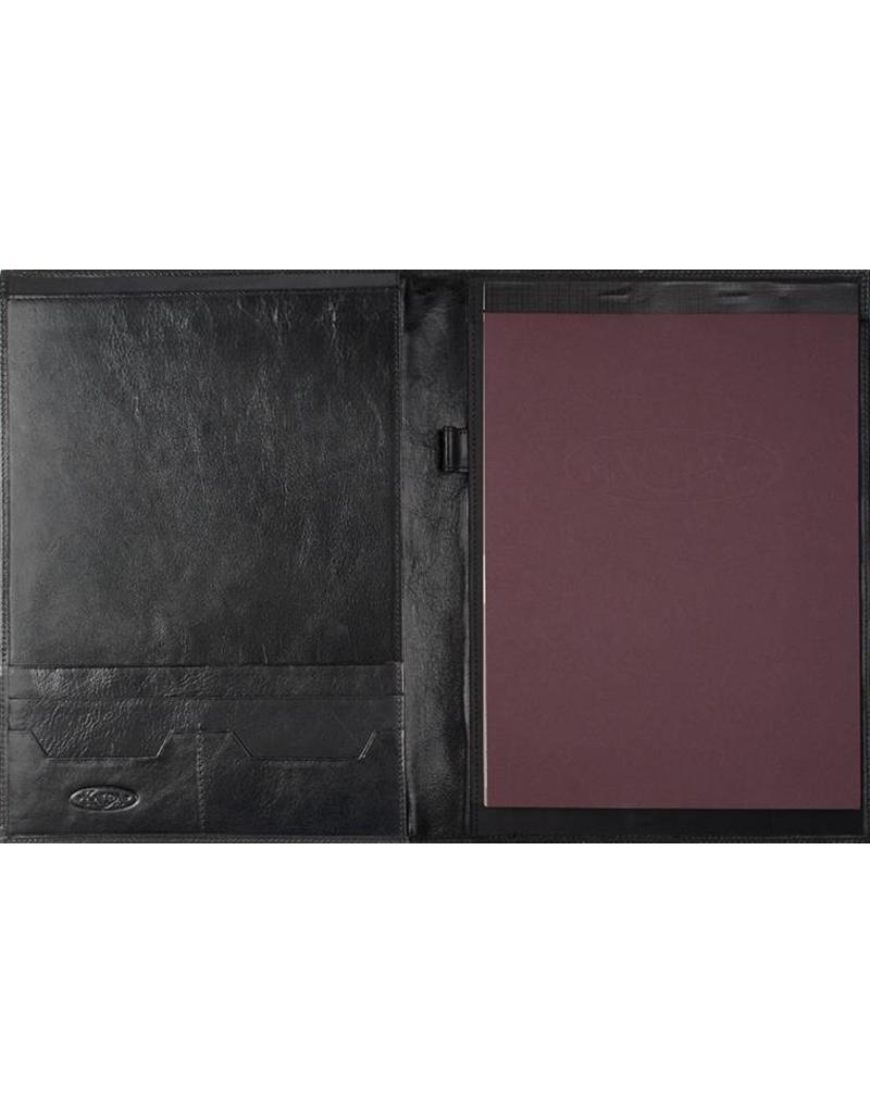 Kalpa 2200-I Kalpa Zurich writing case classic Black - leather