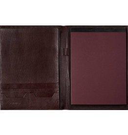 Kalpa 2200-O Kalpa Zurich writing case bordeaux - leather