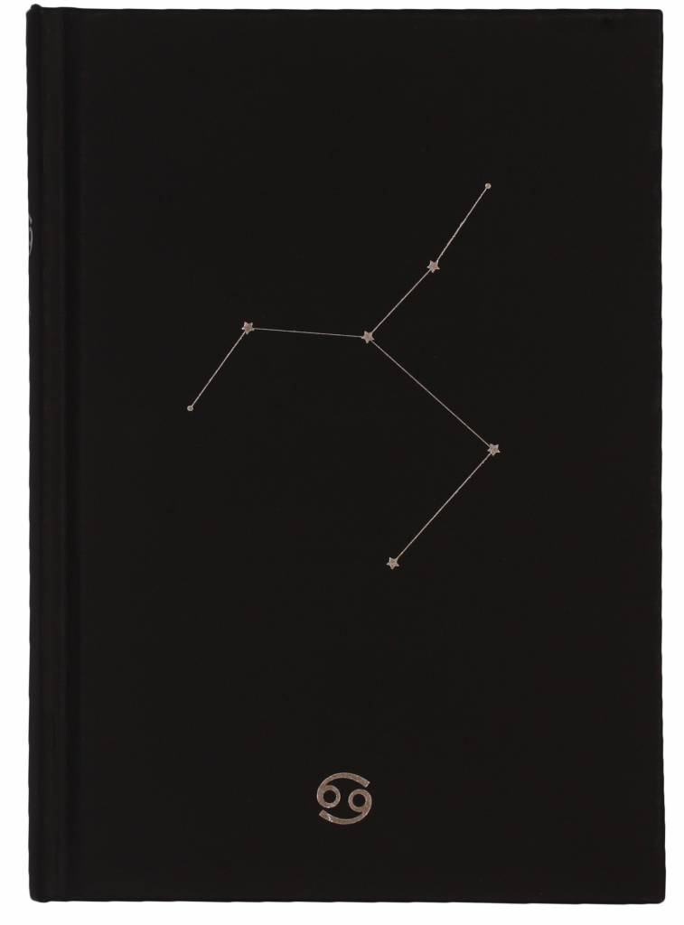 Dreamnotes D6053-04 Dreamnotes notebook Zodiac Cancer 19 x 13,5 cm