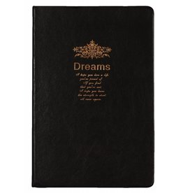 Dreamnotes D6040-01 Dreamnotes notebook Dreams 21,5 x 14,5 cm Black