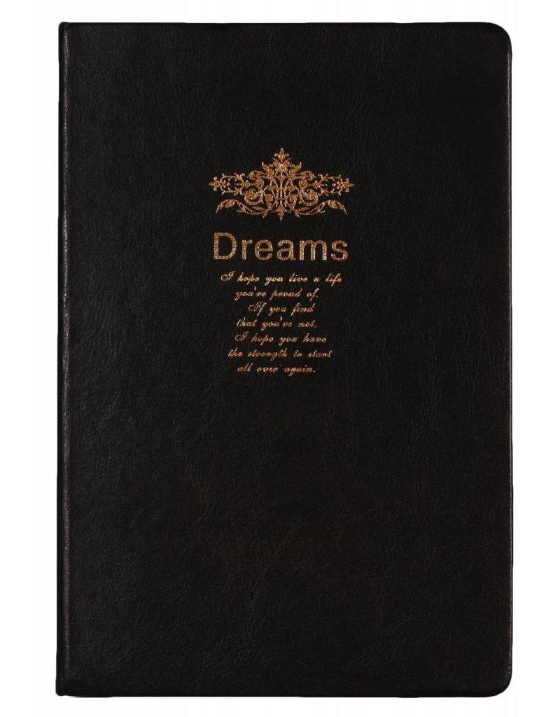 Dreamnotes D6040-01 Dreamnotes notebook Dreams 21,5 x 14,5 cm Black