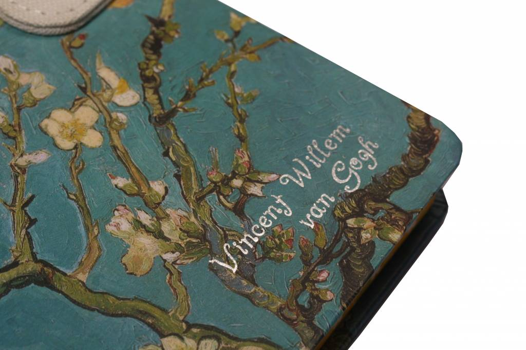 Dreamnotes Dreamnotes notitieboek Van Gogh 19 x 13 cm blauw