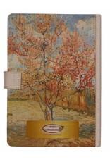 Dreamnotes D1373-3 Dreamnotes notebook Van Gogh  19 x 13 cm Light Blue