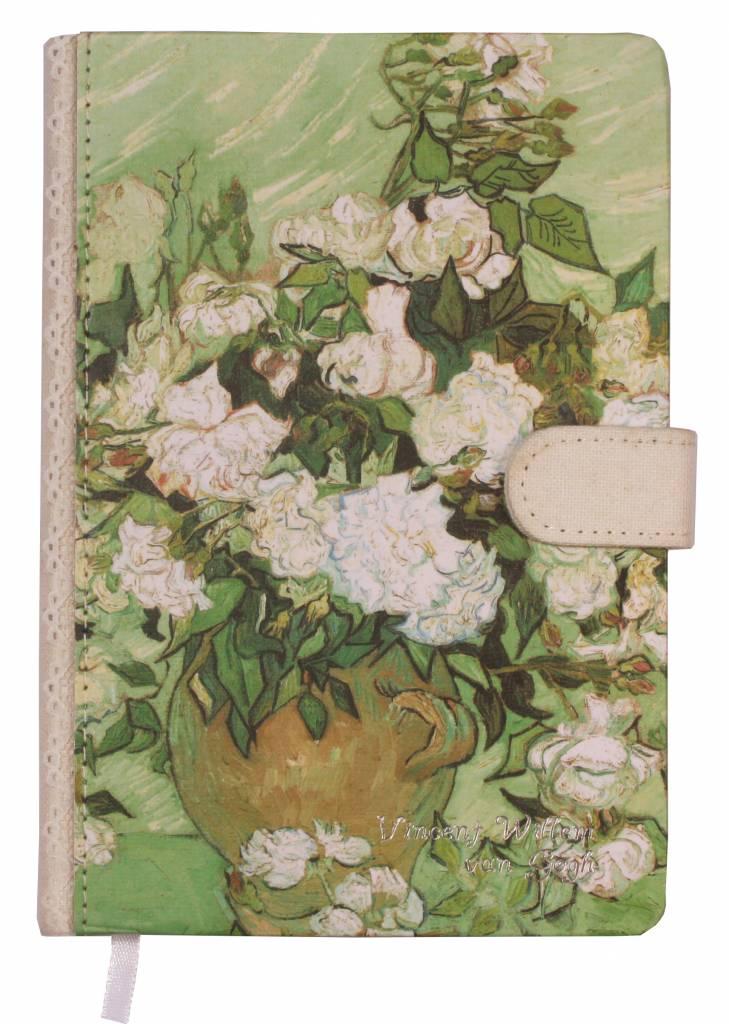 Dreamnotes D1373-P Dreamnotes notebook Van Gogh 19 x 13 cm Value Pack