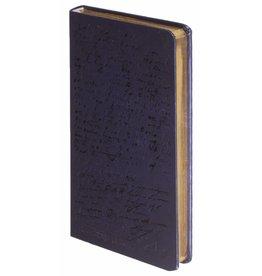 Dreamnotes D1022-1 Dreamnotes notitieboek Manuscript 17,5 x 9 cm paars