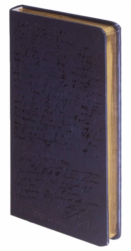 Dreamnotes D1022-1 Dreamnotes notebook Manuscript 17,5 x 9 cm Purple