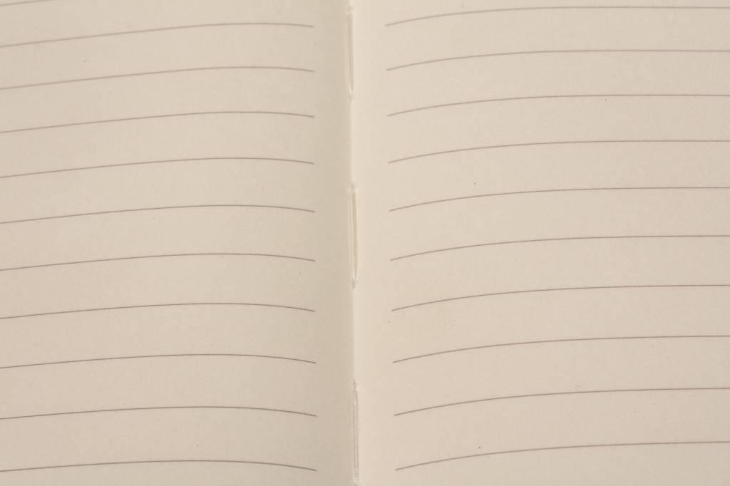 Dreamnotes Dreamnotes notitieboek Manuscript 17,5 x 9 cm paars
