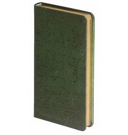 Dreamnotes D1022-2 Dreamnotes notitieboek Manuscript 17,5 x 9 cm groen
