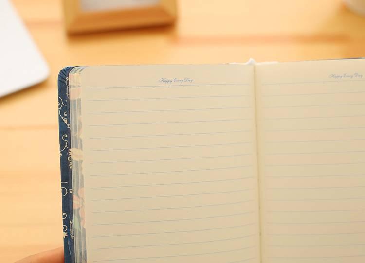Dreamnotes Dreamnotes notitieboek liefde 13 x 18,5 cm blauw