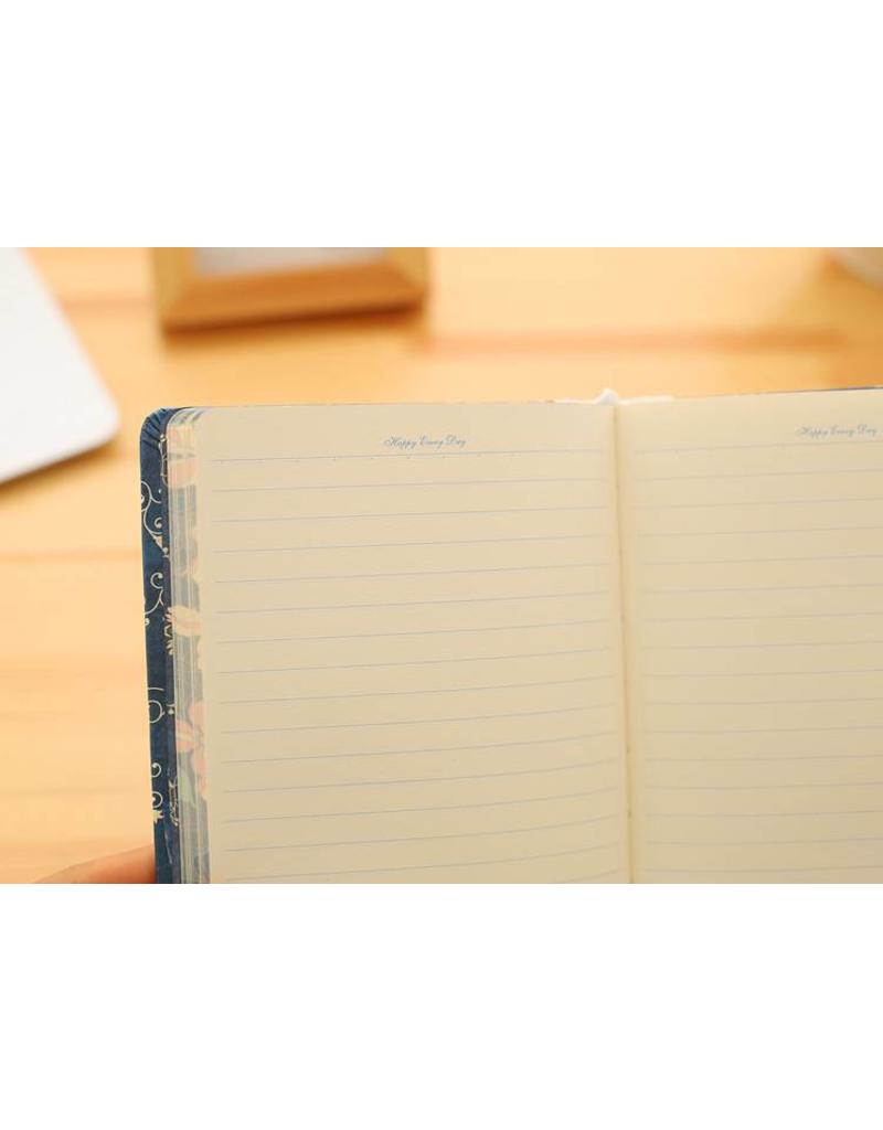 Dreamnotes D1311-1 Dreamnotes notebook With Love 10,5 x 15 cm Blue