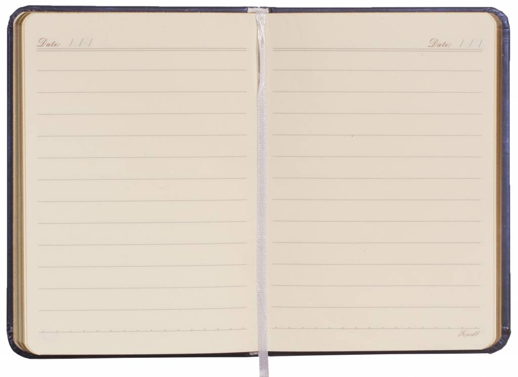 Dreamnotes Dreamnotes notitieboek Manuscript 13 x 9 cm paars