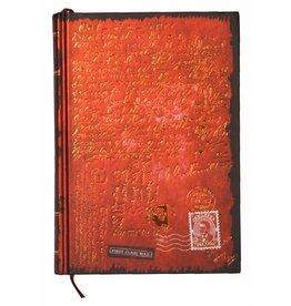 Dreamnotes D1110-3 Dreamnotes notitieboek Mail 15 x 10,5 cm koper