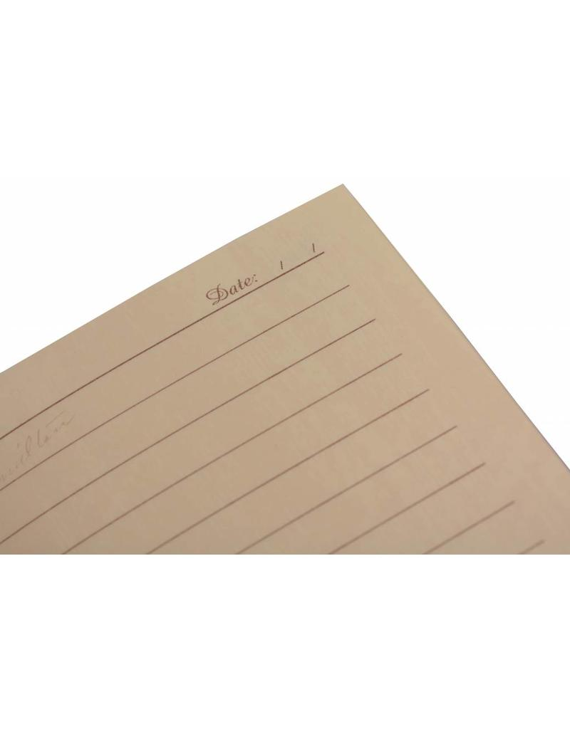 Dreamnotes D1110-3 Dreamnotes notebook Mail 15 x 10,5 cm Copper