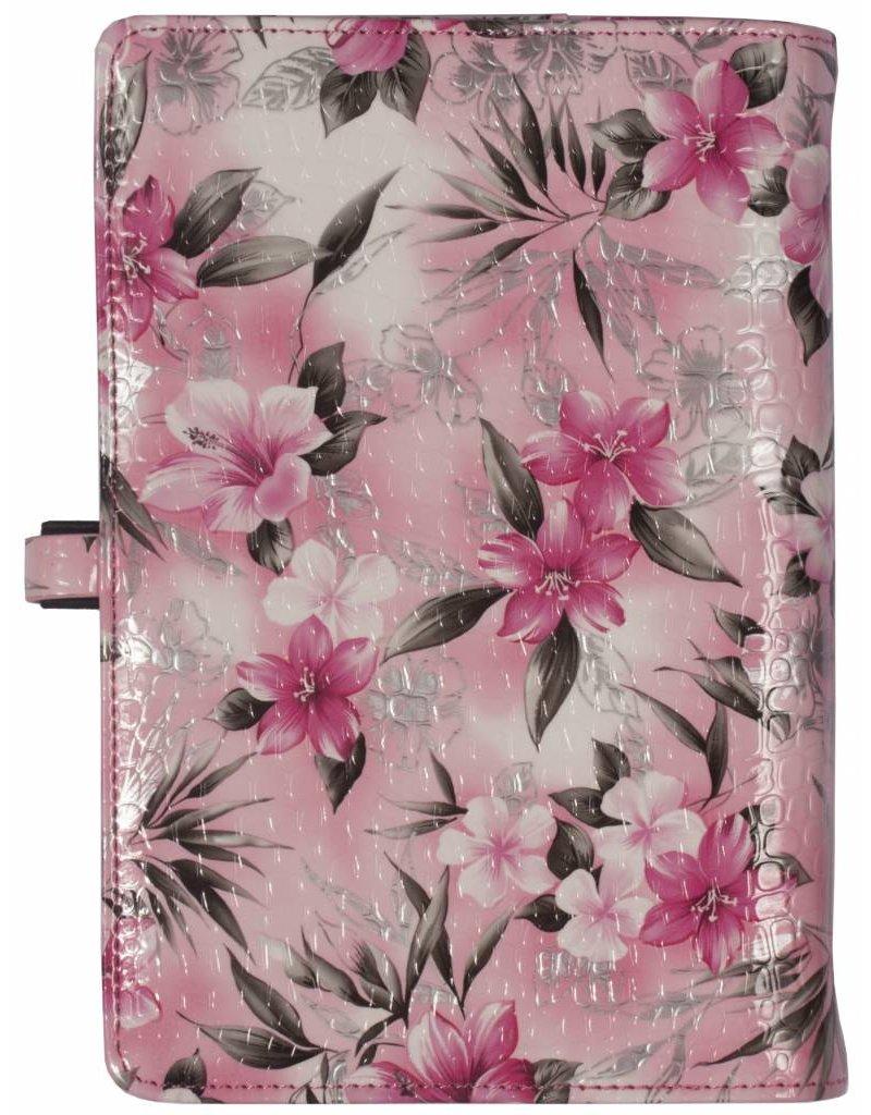 Kalpa 1111-58 Kalpa personal organiser Flower pink + free agenda