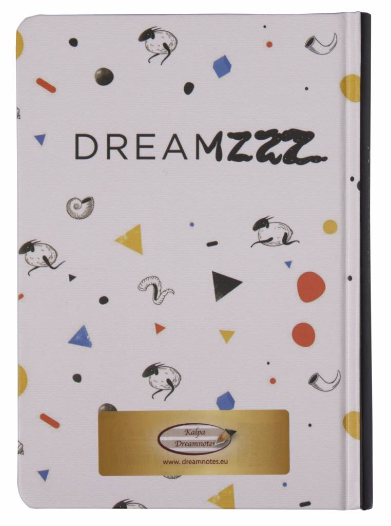 Dreamnotes Dreamnotes notitieboek bloemen