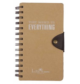 Dreamnotes D5183-3 Dreamnotes notebook 10 x 18,5 cm Mind Yellow