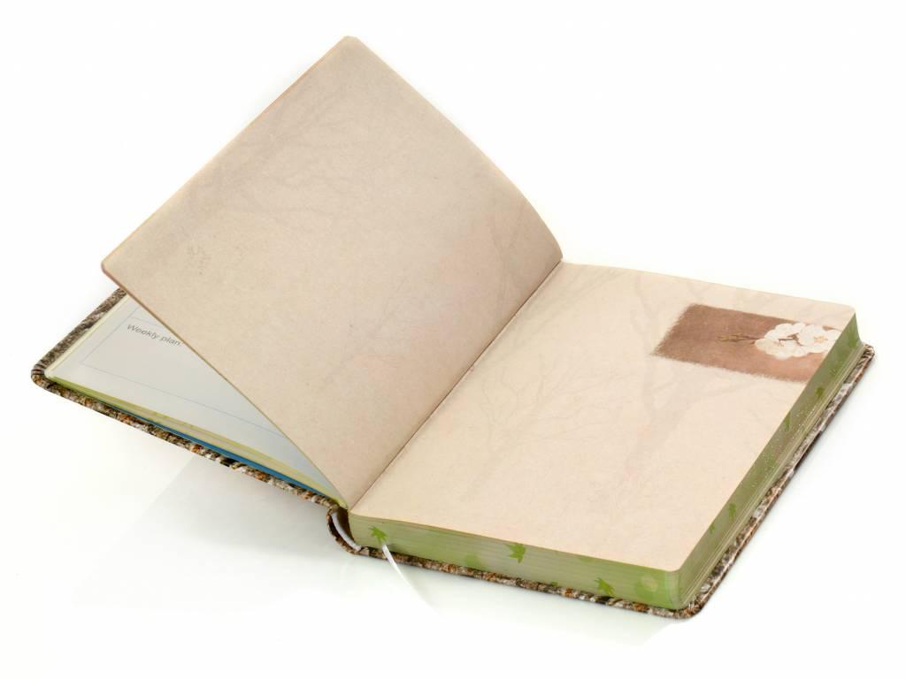 Dreamnotes Dreamnotes notitieboek Natuur Bonte specht
