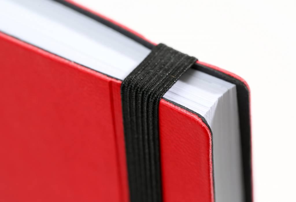 Kalpa 11 x 18 Flexies notitieboek Rood