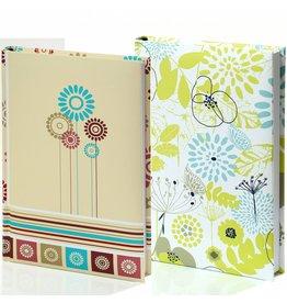 Kalpa 7117 Helma Vario - 2 stuks notitieboekjes design