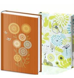 Kalpa 7118 Helma Vario - 2 stuks notitieboekjes design