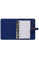 Kalpa Kalpa Pocket - Junior organizer Croco Cobalt