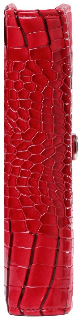 Kalpa 1311-62 Kalpa pocket organiser gloss croco red + free agenda