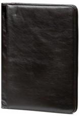Kalpa Kalpa A4 schrijfmap en Pocket - Junior organiser zwart + gratis jaarinhoud