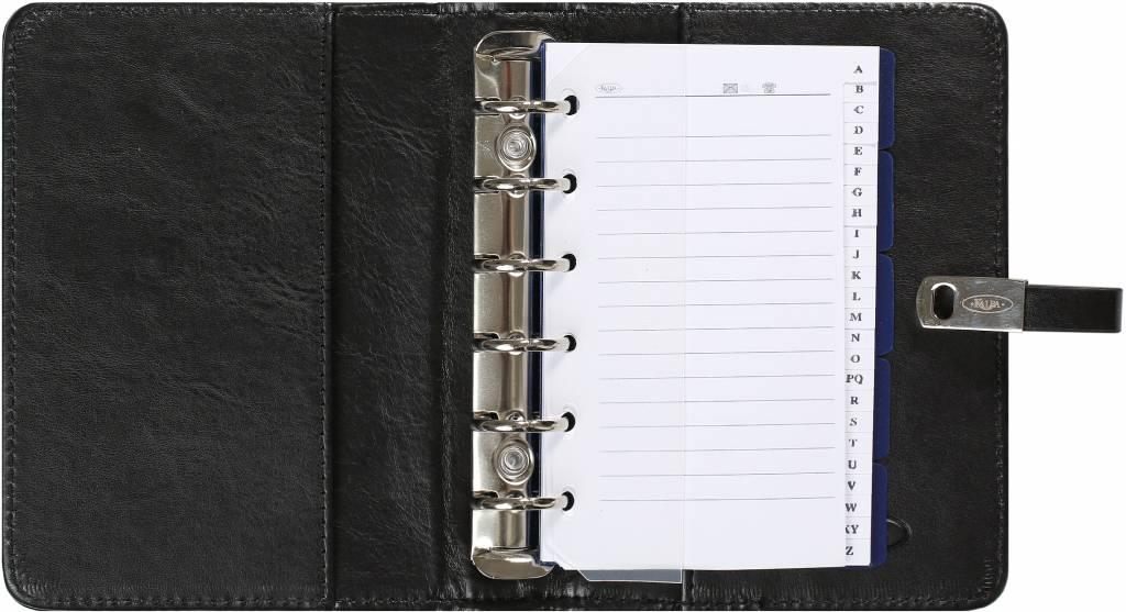 Kalpa Kalpa A4 schrijfmap en Pocket - Junior organizer Zwart