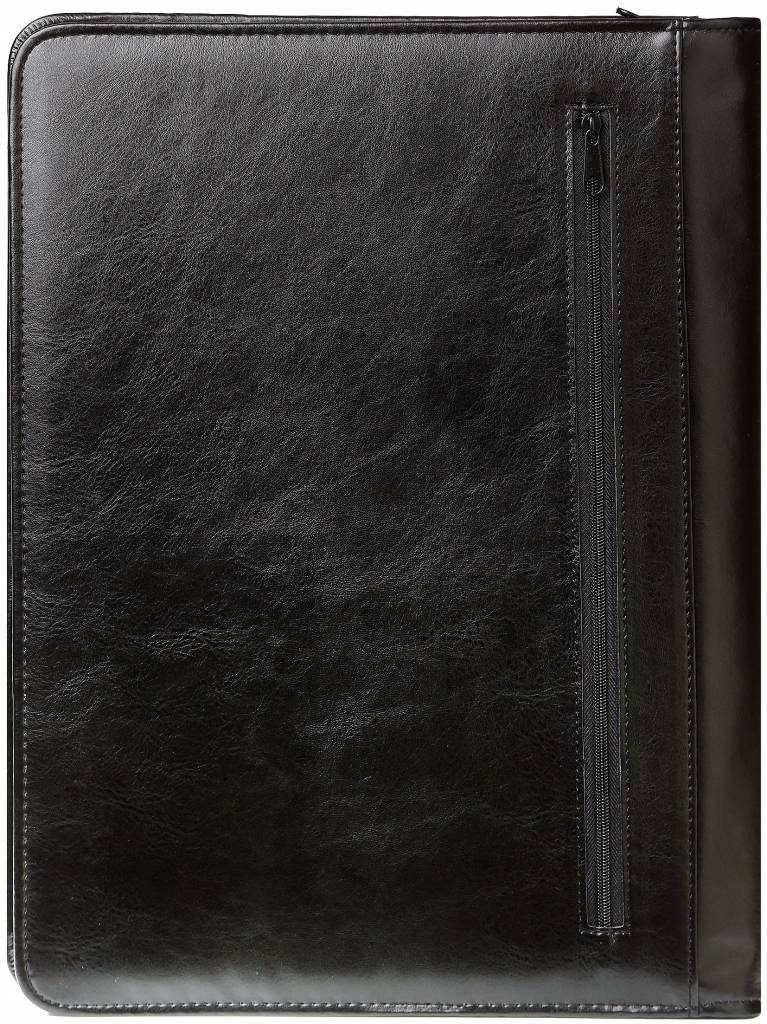 Kalpa Kalpa Alpstein writing case zipper and Kalpa personal organiser pullup black + free agenda
