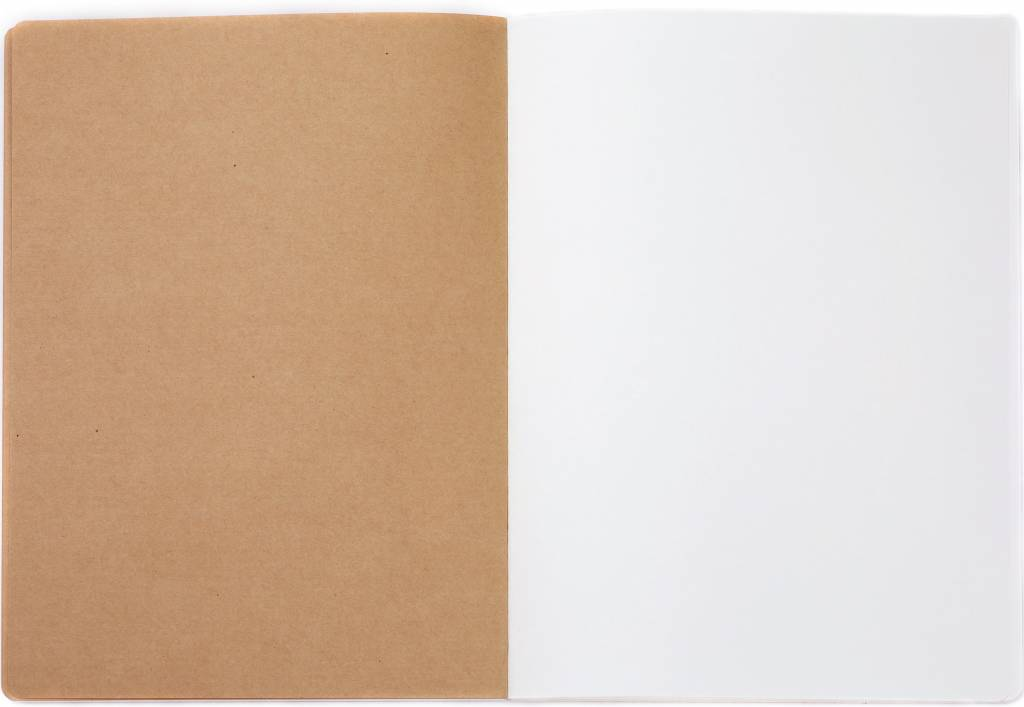 Dreamnotes D3900-4P 4 stuks Sketchbook Feathers 26 x 19 cm 240 p