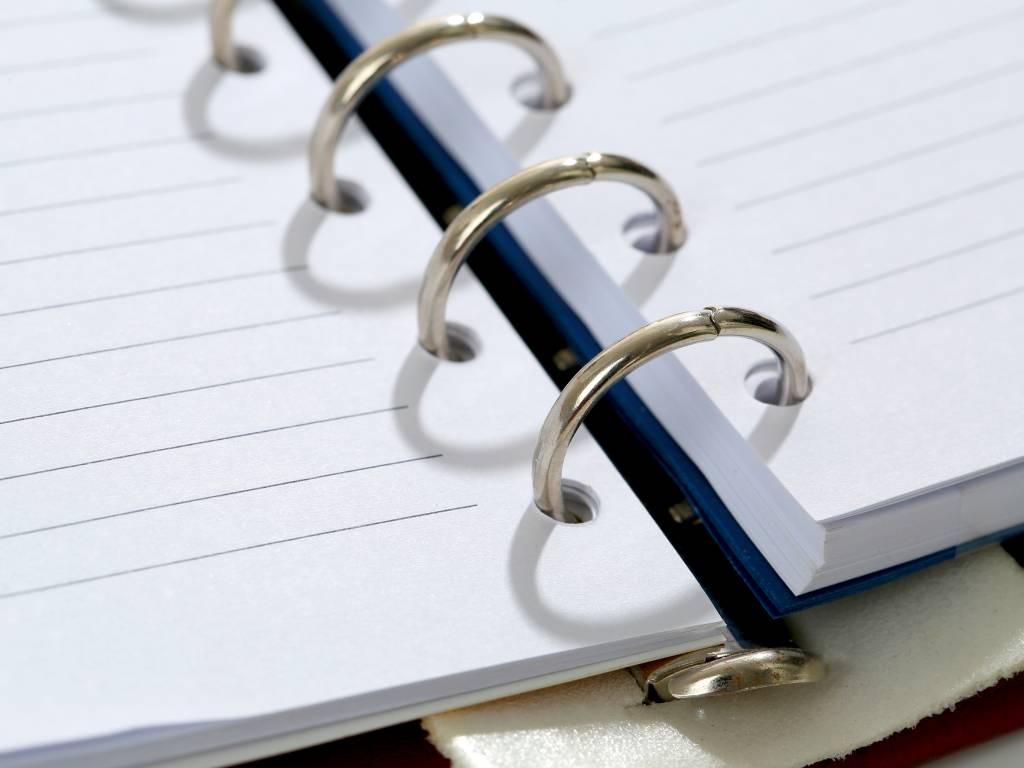 Kalpa 1311-64 Kalpa pocket organiser taupe + free agenda