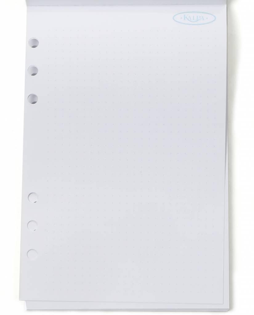 Kalpa Kalpa A4 schrijfmap en A5 organizer zwart