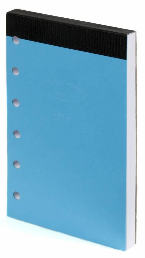 Kalpa Kalpa Pocket - Junior organizer Croco blauw