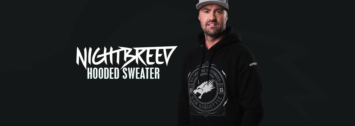 Nightbreed Hoody Black