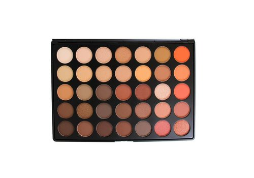 Morphe Brushes 35O Nature Glow Eyeshadow Palette