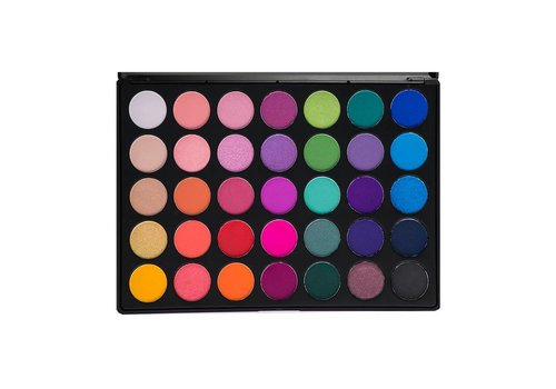 Morphe Brushes 35B Glam Eyeshadow Palette