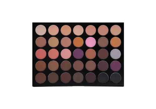 Morphe Brushes 35N Matte Eyeshadow Palette