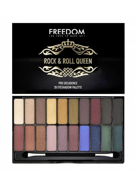 Freedom Makeup London Freedom Pro Decadence Palette Rock & Roll