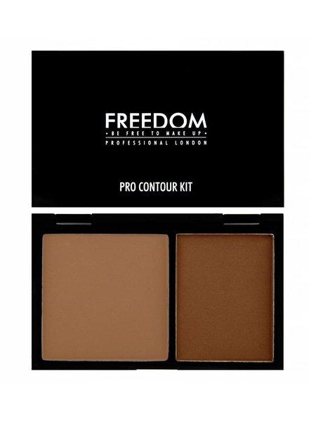 Freedom Makeup London Freedom Pro Contour Medium 02