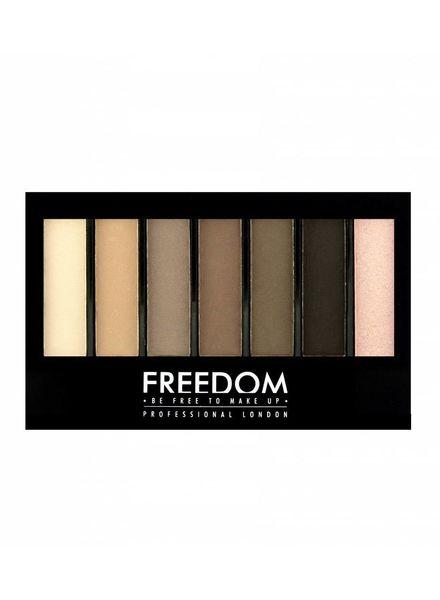Freedom Makeup London Freedom Pro Shade & Brighten Mattes Kit 1