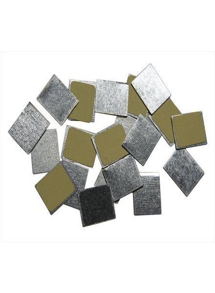 Z Palette - 15130154 Z Palette 30 Square metal stickers